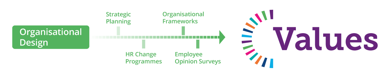 Organisational Design Graphic